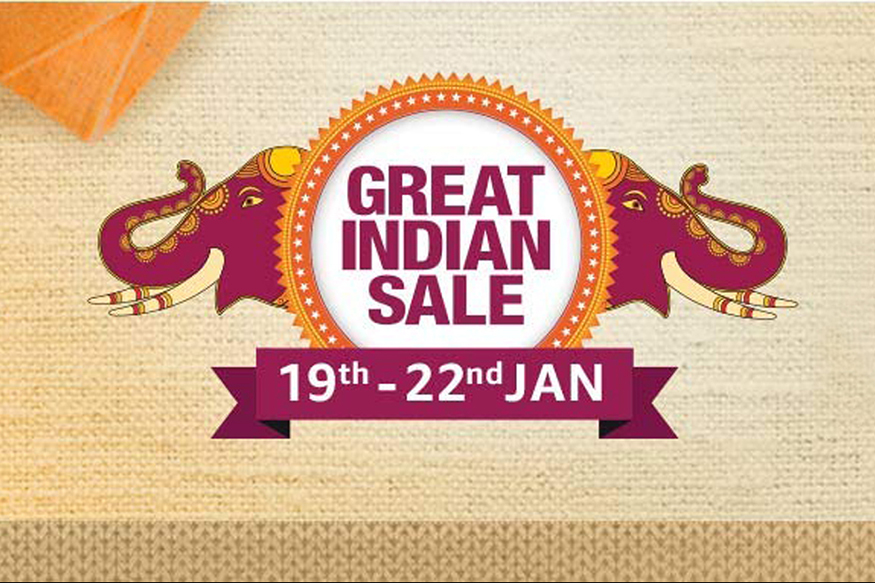Amazon Great Indian Sale Quiz Jan 2020