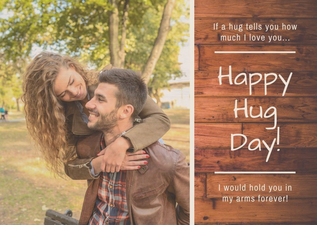 Happy Hug Day 2020 Photo Download For Free
