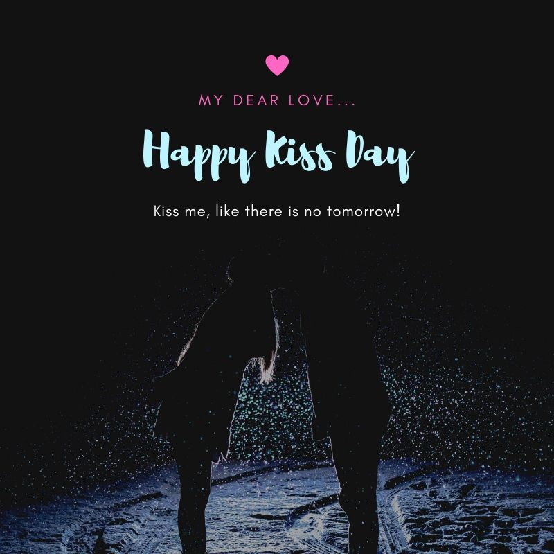 Happy Kiss Day 2020 Photo For Free Download