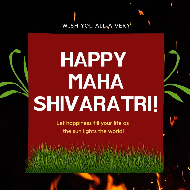 Happy Shivaratri 2020 Free HD Image Download