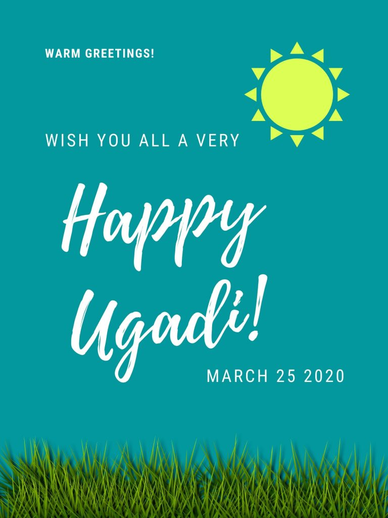 Happy Ugadi 2020 Pic Download For Free